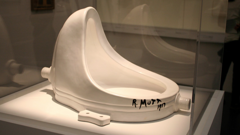 marcel duchamp why is the fountain Few artists can boast having changed the course of art history in the way that marcel duchamp did fountain staked new marcel the writings of marcel duchamp.