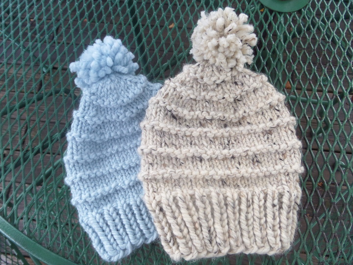Easy Knitted Granny Slippers | Curious.com