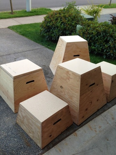 How To Build A Crossfit Plyo Jump Box