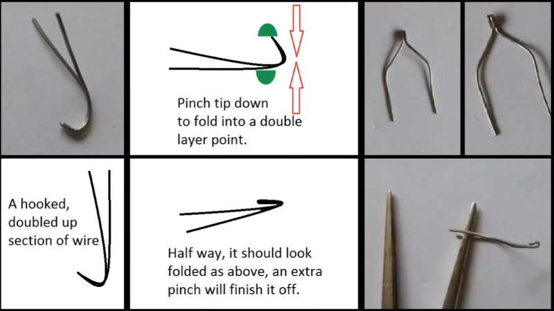 Diy Folded Detail Tip For Pyrography Curious Com