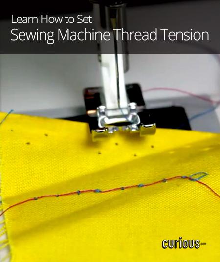 sewing machine thread tension