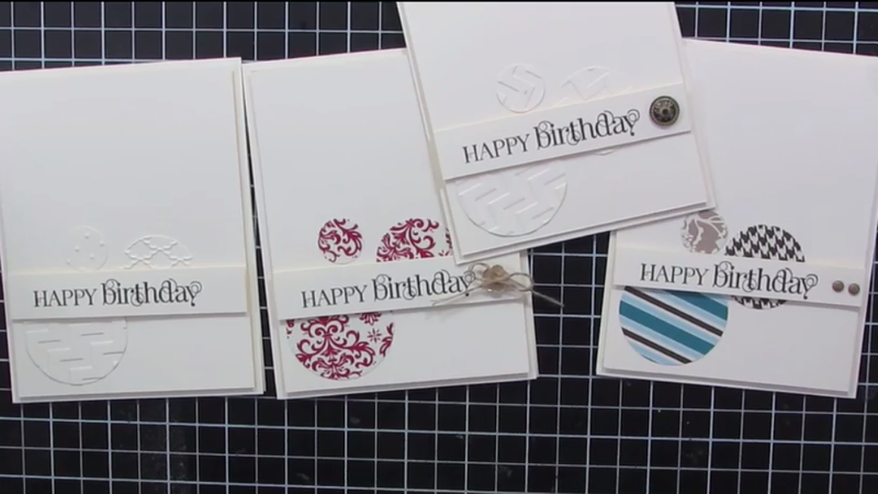 How to Make Simple and Versatile Cards