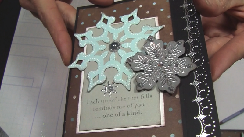 How to Make an Embossed Card