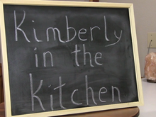 Kimberly in the Kitchen
