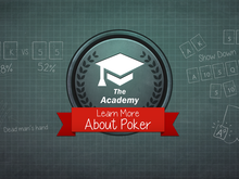 Virgin Poker's Academy
