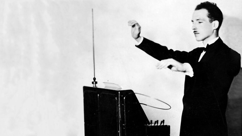August28 2017 theremin