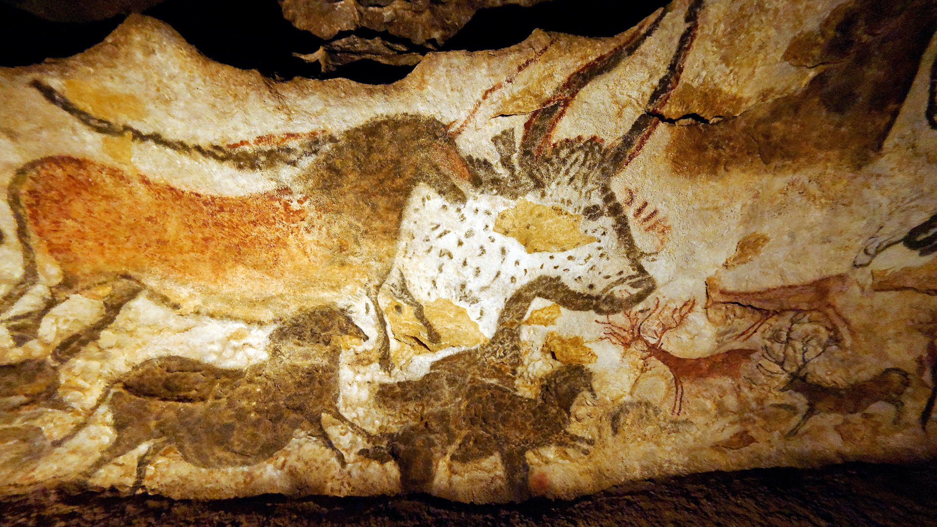 Sep12 2017 lascauxcavepaintings