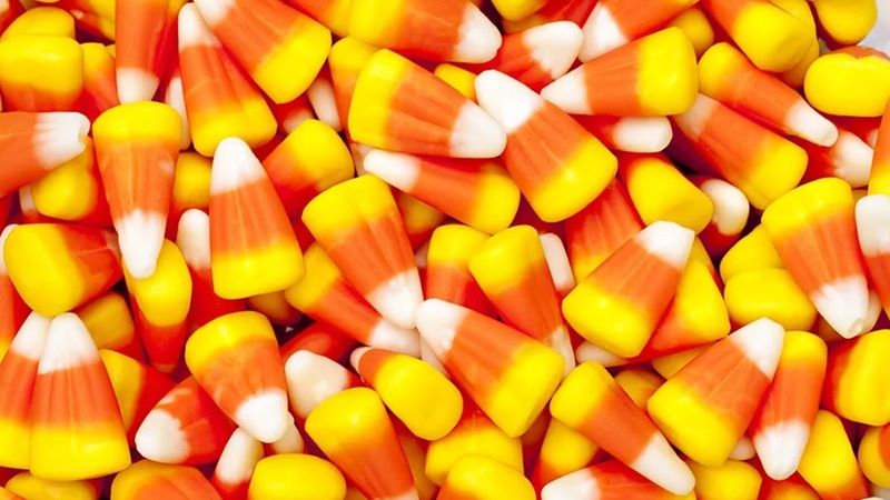 October31 2019 candycorn