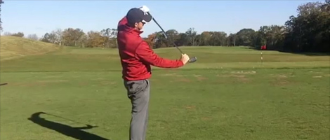 Fixing Bad Golf Swing Habits