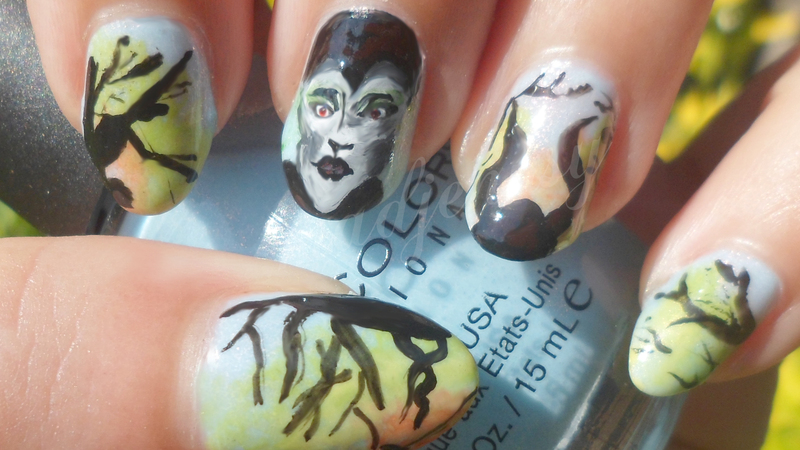 How to Paint Splatter Nail Art