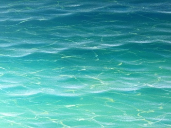 I have a new lesson, How to Paint Tropical Water with Acrylic!