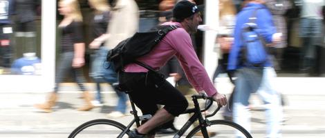 Urban Biking for Beginners