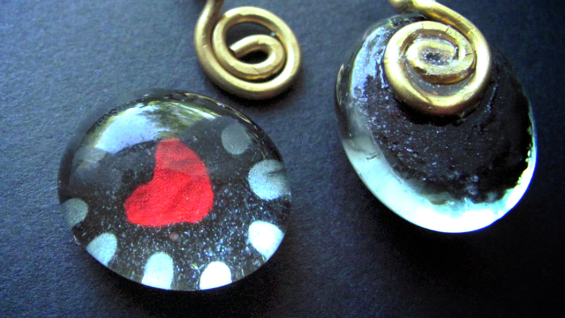 How to Make a DIY Bail for Pendants