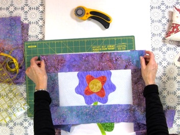 Fast, fun and easy applique