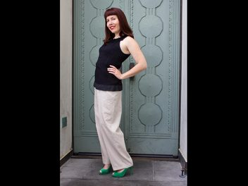 New course! How to Draft and Sew Basic Pants