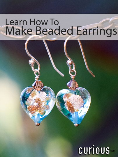 how to take out starter earrings how to make basic beaded earrings curious 8308