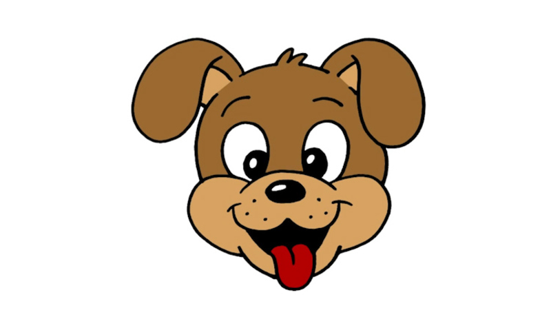 how to draw a cartoon puppy face rh curious com cartoon pet pictures cartoon puppy dog pictures