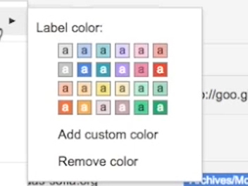 New Curious lesson - Using Labels & Filters in Gmail