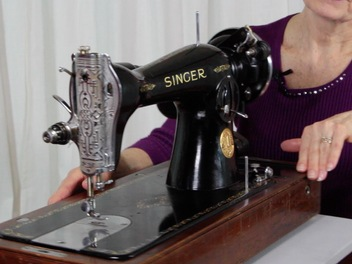 Evaluating a Vintage Sewing Machine, now on Curious.com
