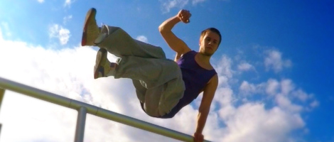 Parkour Moves for Beginners
