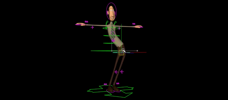 Maya Character Rigging Basics | Curious com