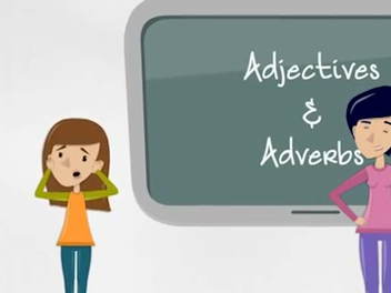 New Curious lesson - Using Adjectives & Adverbs in Writing