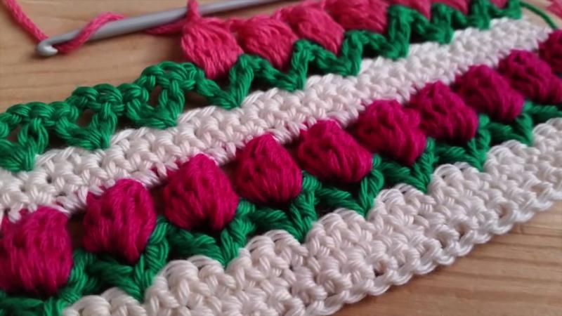 How To Crochet The Tulip Stitch Curious Com