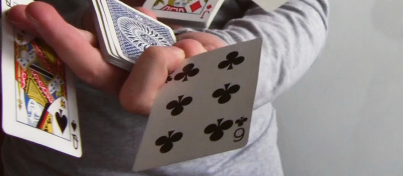 easy card tricks for beginners  curious