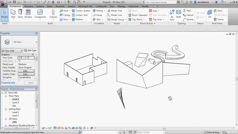 How to Build Custom Components in Revit