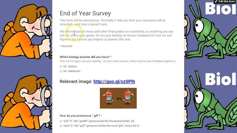 Google Form Uses Templates