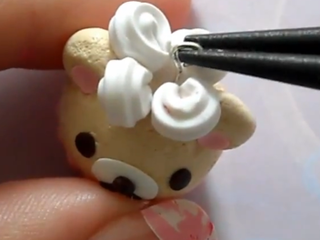 New Curious Course - Rilakkuma Polymer Clay Jewelry