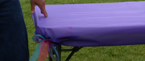 How to Make a Secure Table Cover