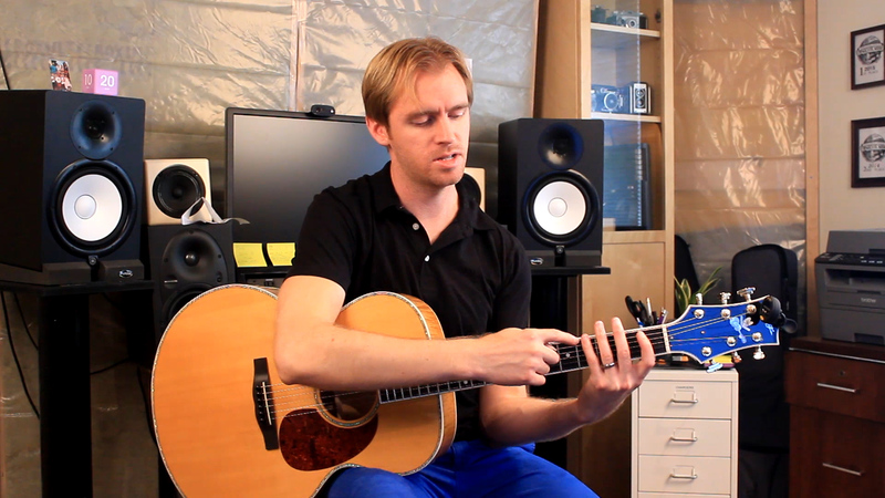 How to Play Two Finger Guitar Chords