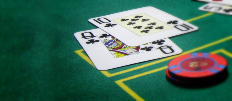 how to play blackjack in a casino for beginners