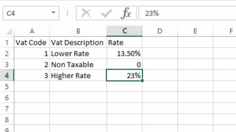 Working with Daybook Data in Excel 2013