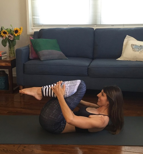 Pilates Series Of Five Ab Exercises