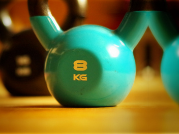 NEW  course from Kettlebell Bombshell