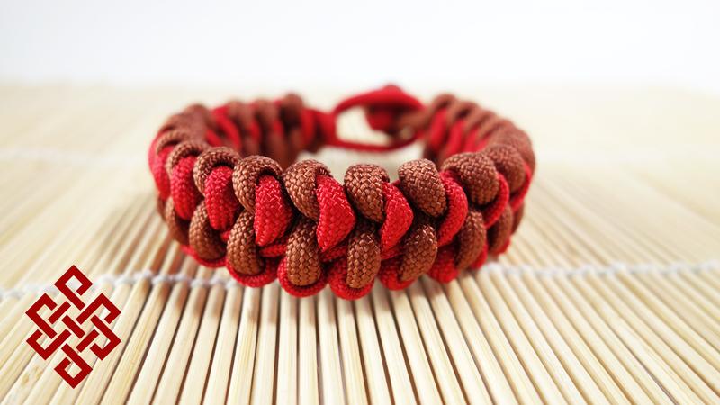 Emperor Snake Knot Bracelet