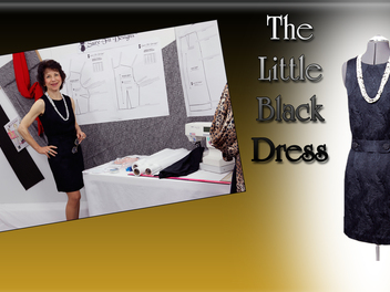 The LBD (Little Black Dress)! Watch the latest course from Sure-Fit Designs