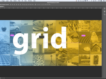 New Lesson: Creating an Image Grid in Photoshop
