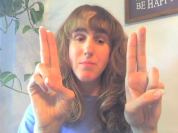 I have a new lesson, ASL Signs for Basic Medical Language!