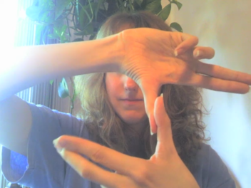 New Curious lesson - ASL Signs for the Weather & Temperature