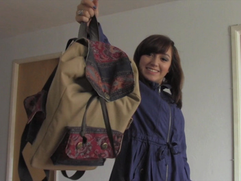How to Make a DIY Rucksack Backpack