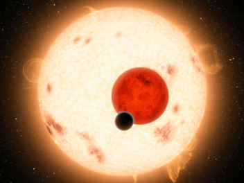 Can planets share binary stars?