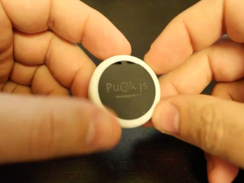 New Curious lesson - How to Use Puck.js and JavaScript