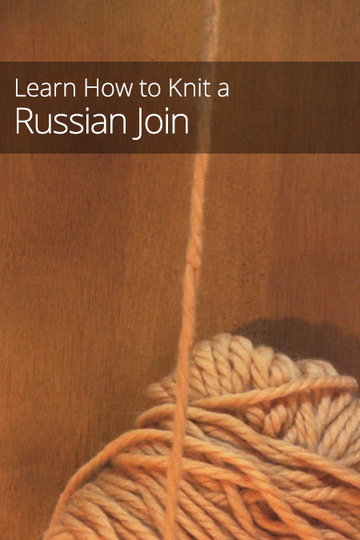 Knitting Circular Needles Without Joining : How to knit a russian join curious