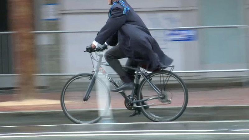 tips for biking in the rain