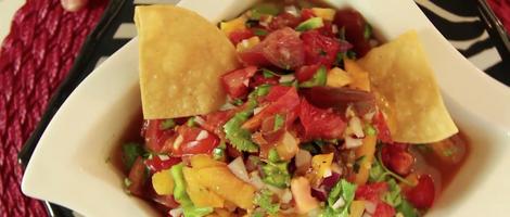 Classic Mexican Salsa Recipe