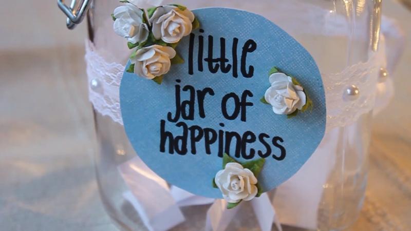 Diy Jar Of Happiness Curious Com