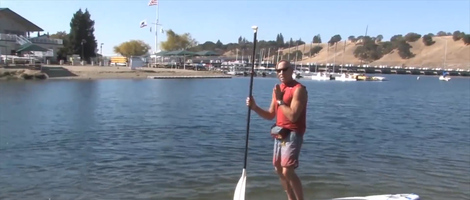 Stand Up Paddle Board Basics